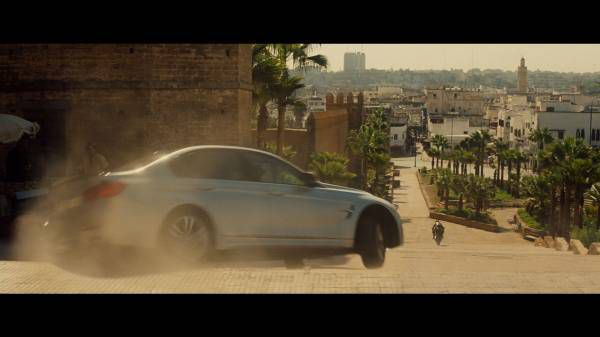 BMW M3 PARAMOUNT PICTURES - PUNTA TACON TV