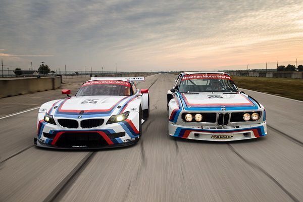 BMW Z4 GTLM BMW 3.0 CSL