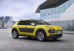 Citroën C4 Cactus - PUNTA TACÓN TV