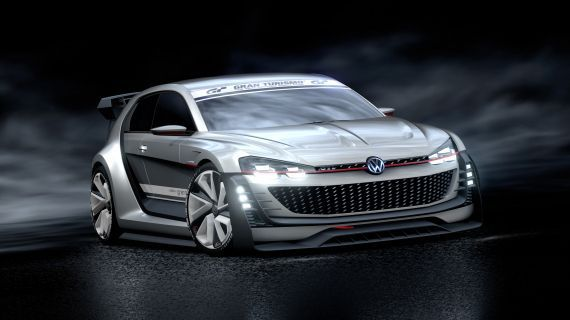 GTI Supersport Vision GT - PUNTA TACÓN TV
