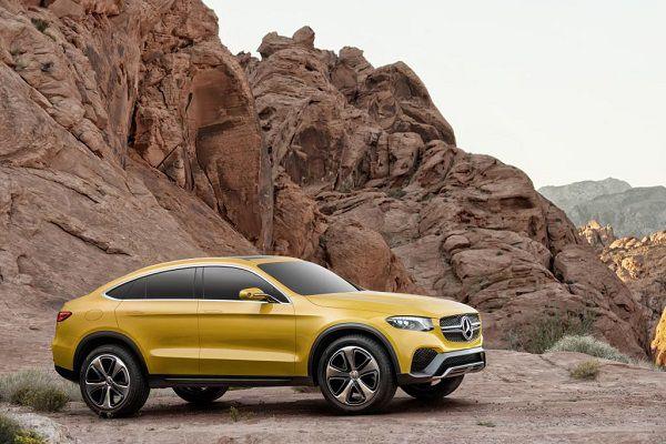 Mercedes-Benz GLC Coupé - PUNTA TACÓN TV