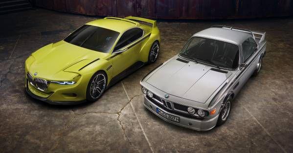 BMW 3.0 CSL Hommage - PUNTA TACÓN TV
