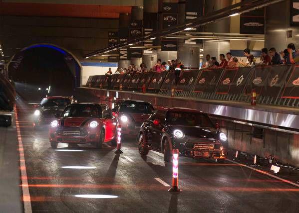 MINI Metro Race - PUNTA TACÓN TV