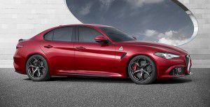 Alfa Romeo Giulia - PUNTA TACÓN TV