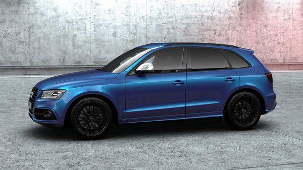 Audi SQ5 Competition - PUNTA TACÓN TV