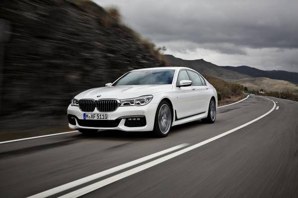 BMW Serie 7 Paquete M - PUNTA TACÓN TV
