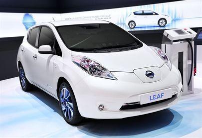 Nissan LEAF Acenta Limited Edition - PUNTA TACÓN TV