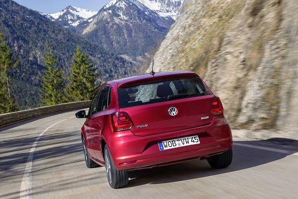 Volkswagen A-Polo - PUNTA TACÓN TV