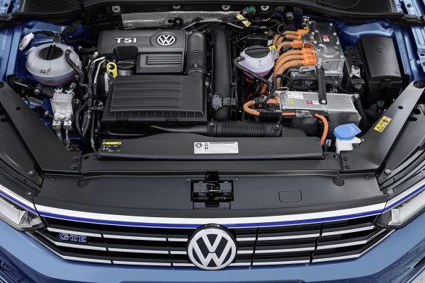 Motor VW Passat GTE - PUNTA TACÓN TV