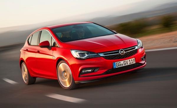 Opel Astra - PUNTA TACÓN TV