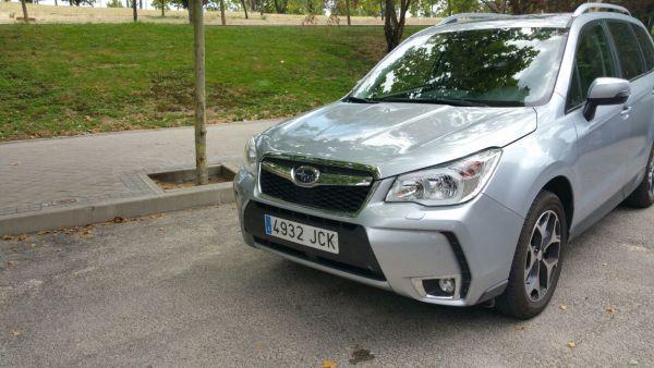 Subaru Forester Frente - PUNTA TACÓN TV