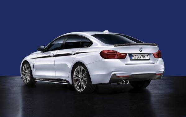 BMW Serie 4 M Performance - PUNTA TACÓN TV