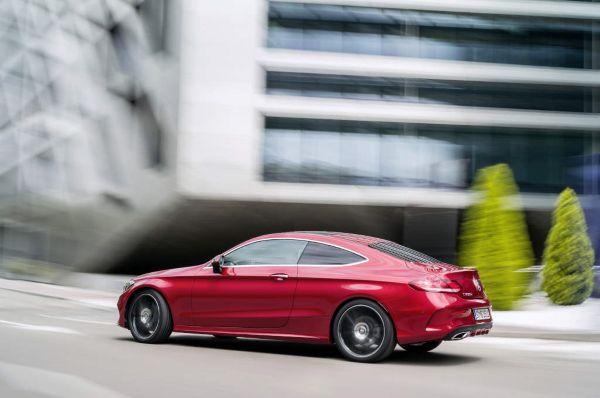 Nuevo Mercedes-Benz Clase C Coupé 250d 4MATIC - PUNTA TACÓN TV