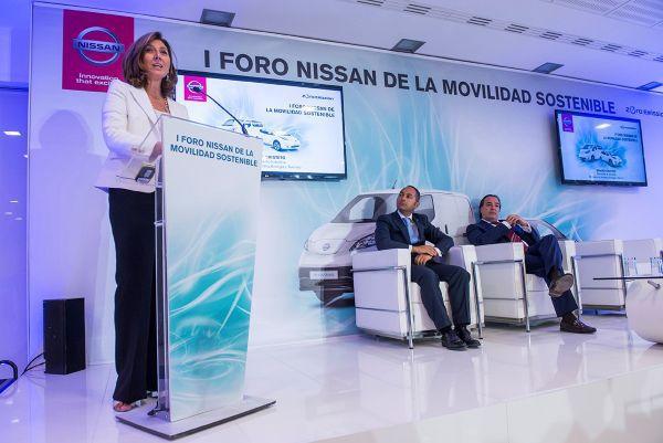 I Foro Nissan Movilidad Sostenible - PUNTA TACÓN TV