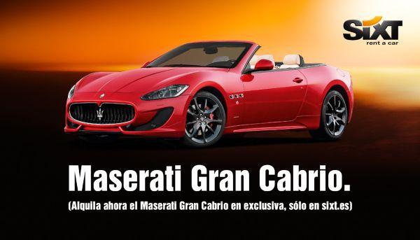Maserati Grancabrio - PUNTA TACÓN TV
