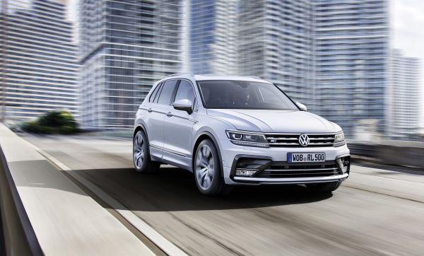 Nuevo VW Tiguan R-Line - PUNTA TACÓN TV