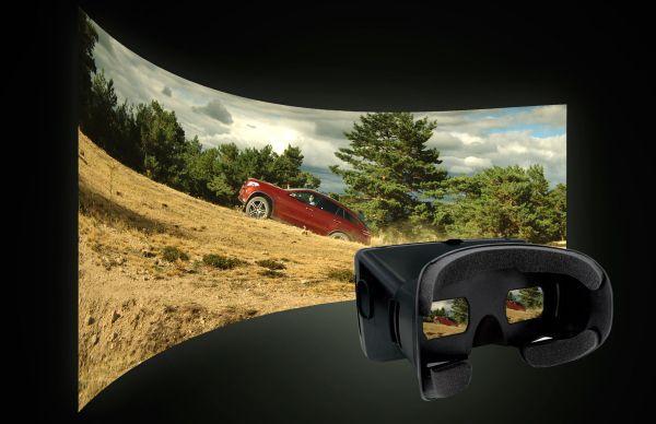 SUV en realidad virtual - PUNTA TACÓN TV