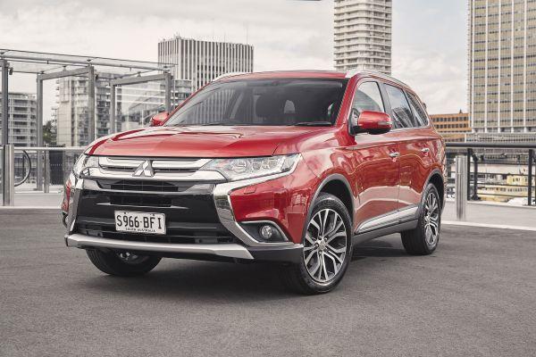 Frente Nuevo Mitsubishi Outlander -PUNTA TACÓN TV