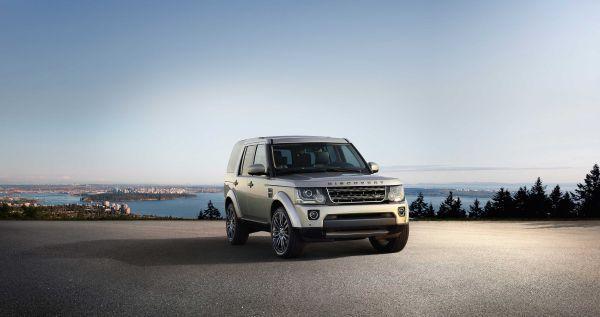 Land Rover Discovery Graphite - PUNTA TACÓN TV