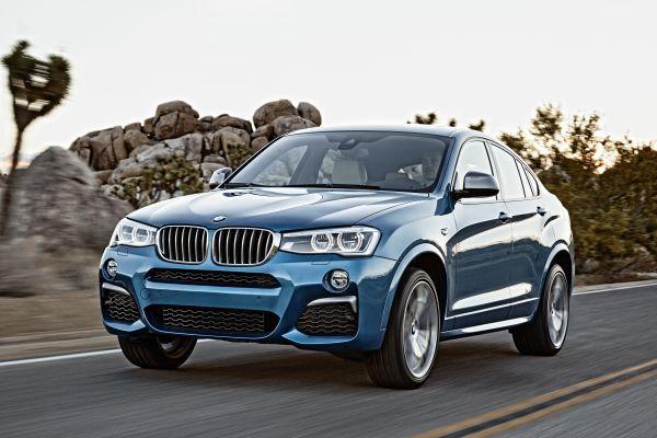 Nuevo BMW X4 M40i delante - PUNTA TACÓN TV