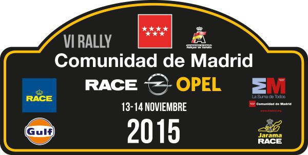 VI Rally Comunidad de Madrid RACE-Opel - PUNTA TACÓN TV