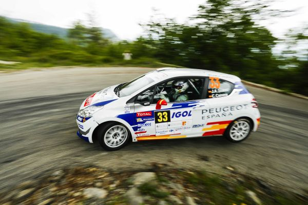 Peugeot España Racing Team - PUNTA TACÓN TV