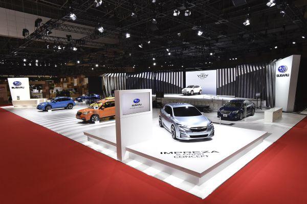 Salón Internacional del Automóvil de Tokio - PUNTA TACÓN TV
