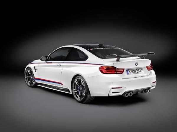 Equipamiento exterior BMW M4 M Performance - PUNTA TACÓN TV