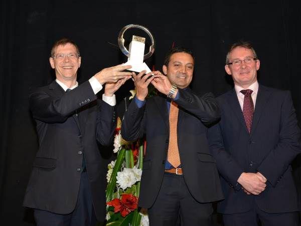 Premio al Pick-up Internacional del año 2016 - PUNTA TACÓN TV