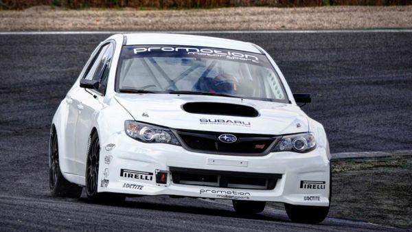 Subaru WRX STI Promotion Motorsport - PUNTA TACÓN TV