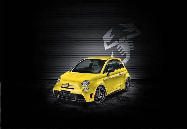 Abarth 695 Biposto Record - PUNTA TACÓN TV