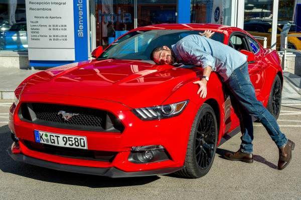 Dani Mateo, Embajador del Nuevo Ford Mustang - PUNTA TACÓN TV