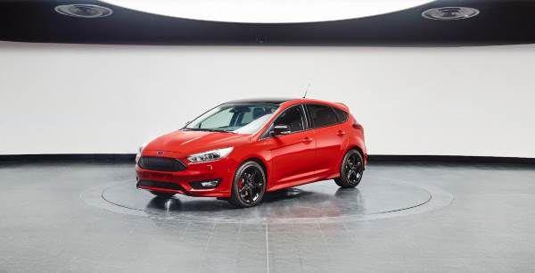Ford Focus Red Edition - PUNTA TACÓN TV