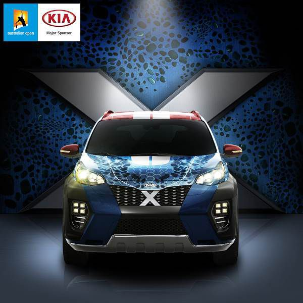 Kia Sportage X-Men - PUNTA TACÓN TV