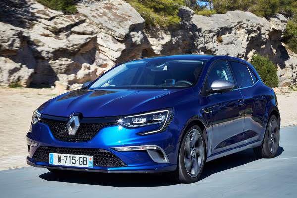Nuevo Renault MÉGANE frente - PUNTA TACÓN TV