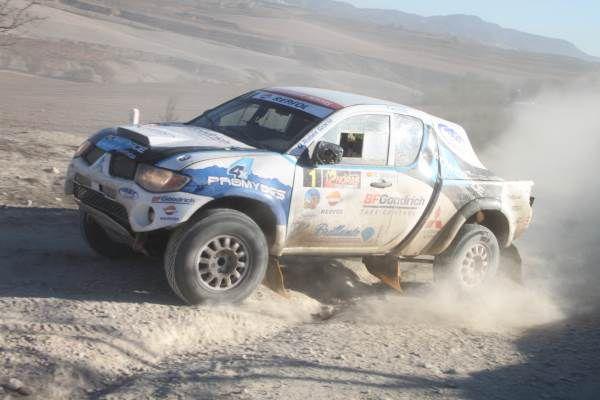 Rallye TT Serón - PUNTA TACÓN TV