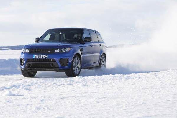 Range Rover Sport SVR - PUNTA TACÓN TV