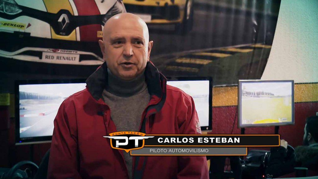 CARLOS ESTEBAN - PUNTA TACON TV