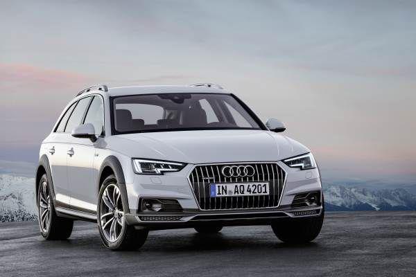 Nuevo Audi A4 allroad quattro - PUNTA TACÓN TV