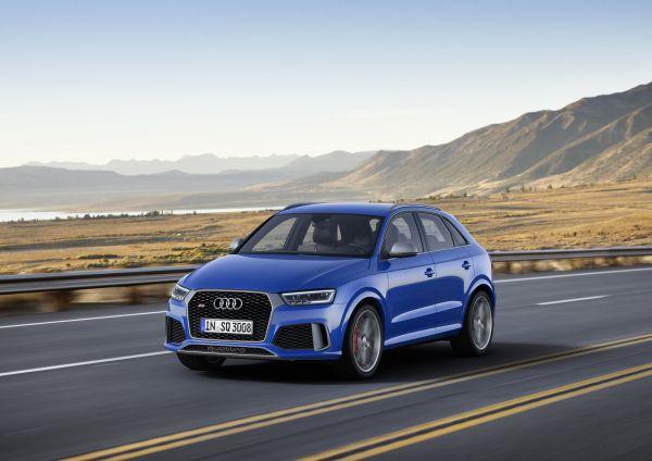 Audi RS Q3 Performance frente - PUNTA TACÓN TV
