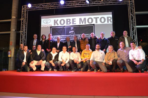 Campeonato España Rallyes TT - PUNTA TACÓN TV