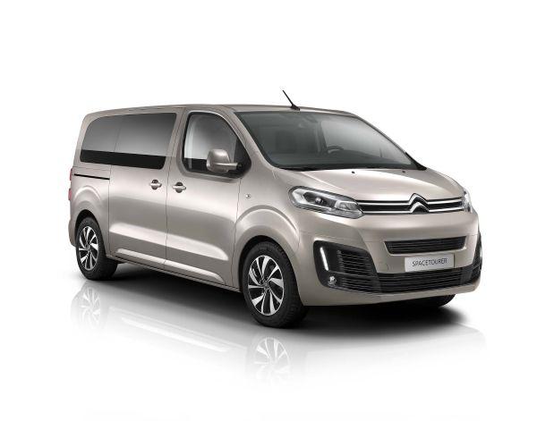Citroën SpaceTourer - PUNTA TACÓN TV