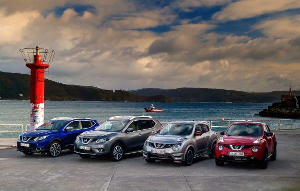 Familia Crossovers Nissan - PUNTA TACÓN TV