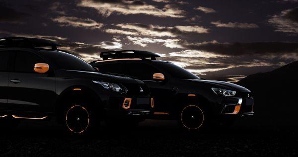 Mitsubishi L200 y ASX Show Cars - PUNTA TACÓN TV
