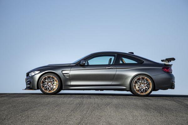 Nuevo BMW M4 GTS - PUNTA TACÓN TV