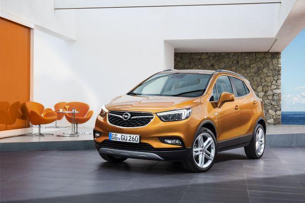 Nuevo Opel Mokka X - PUNTA TACÓN TV