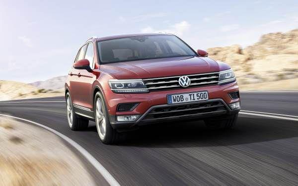 Nuevo Volkswagen Tiguan - PUNTA TACÓN TV