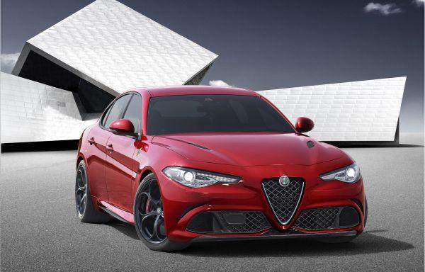 Alfa Romeo Giulia Quadrifoglio - PUNTA TACÓN TV