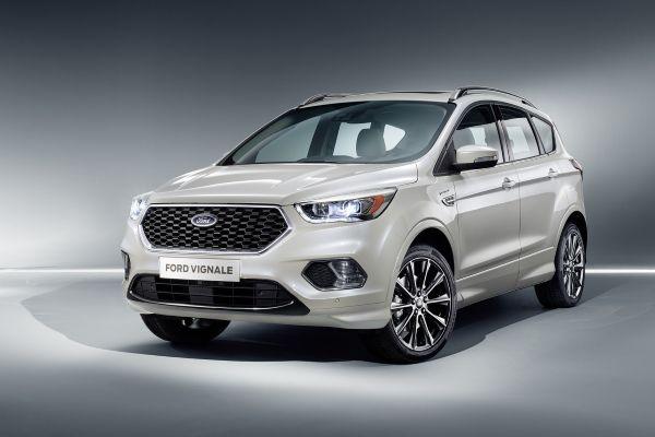 Ford Kuga Vignale Concept - PUNTA TACÓN TV