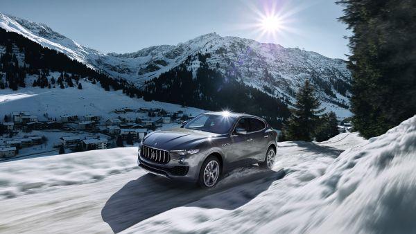Maserati Levante - PUNTA TACÓN TV